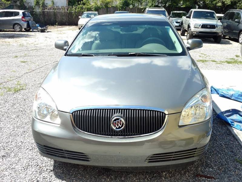 2007 Buick Lucerne CXL V6 4dr Sedan - Winter Park FL