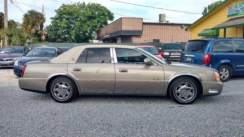 2000 Cadillac DeVille 4dr Sedan - Winter Park FL