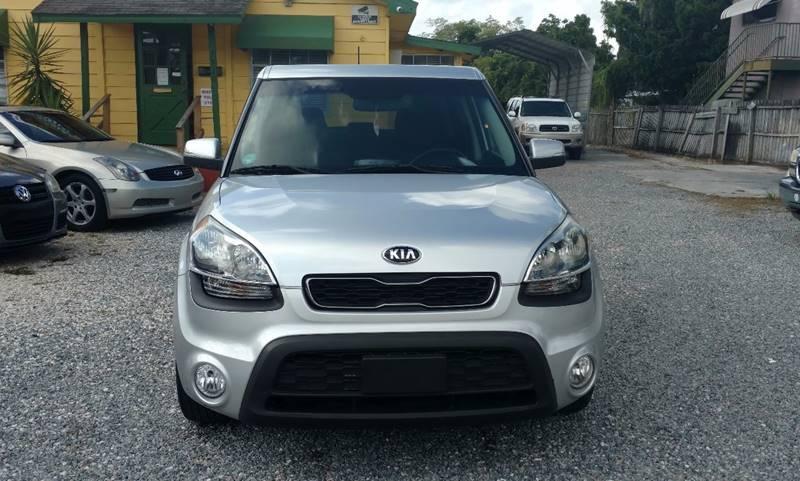2013 Kia Soul + 4dr Wagon 6A - Winter Park FL
