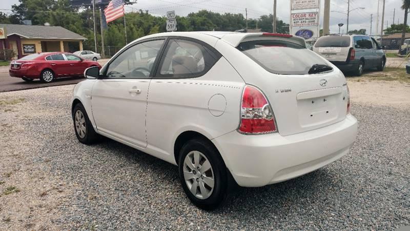 2011 Hyundai Accent GL 2dr Hatchback - Winter Park FL