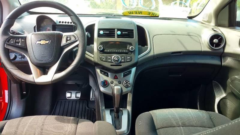 2013 Chevrolet Sonic LT Auto 4dr Sedan - Winter Park FL