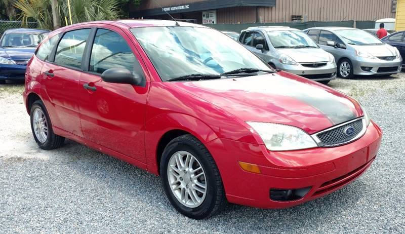 2005 Ford Focus ZX5 S 4dr Hatchback - Winter Park FL