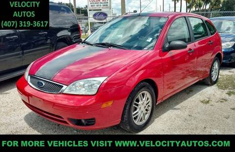 2005 Ford Focus for sale in Winter Park, FL