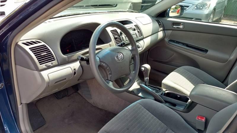 2006 Toyota Camry LE 4dr Sedan w/Automatic - Winter Park FL