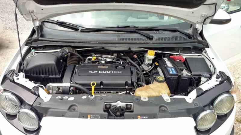 2012 Chevrolet Sonic LS 4dr Hatchback w/2LS - Winter Park FL