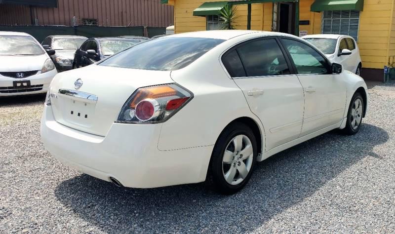 2009 Nissan Altima 2.5 SL 4dr Sedan - Winter Park FL