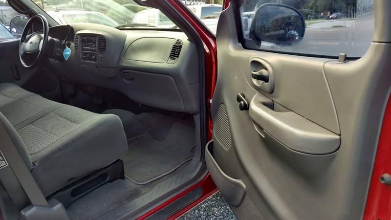 2002 Ford F-150 4dr SuperCab XL 2WD Styleside SB - Winter Park FL