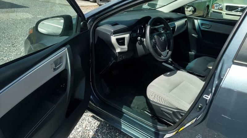 2014 Toyota Corolla LE 4dr Sedan - Winter Park FL