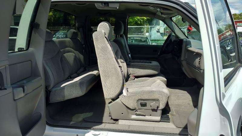2000 GMC Sierra 1500 3dr SL Extended Cab LB - Winter Park FL