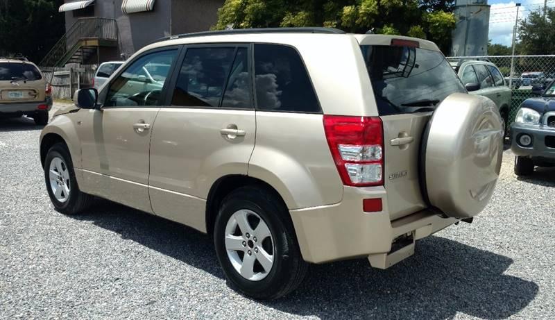 2006 Suzuki Grand Vitara Premium 4dr SUV w/Automatic - Winter Park FL