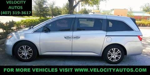 2012 Honda Odyssey for sale in Winter Park, FL