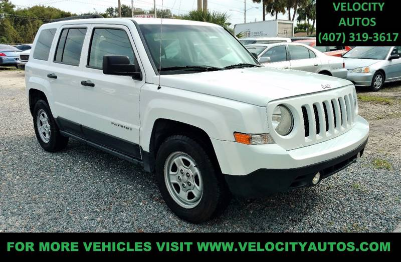 2014 Jeep Patriot Sport 4dr SUV   Winter Park FL