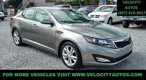 2013 Kia Optima for sale in Winter Park, FL