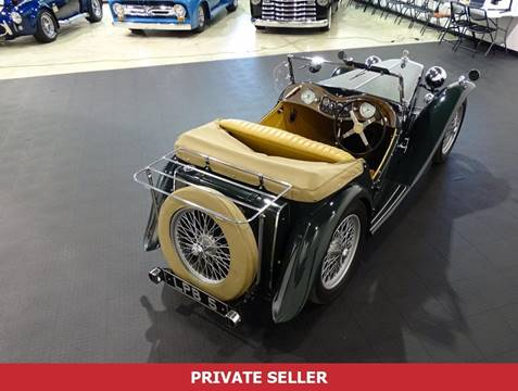1947 MG MGC for sale in Winter Park, FL