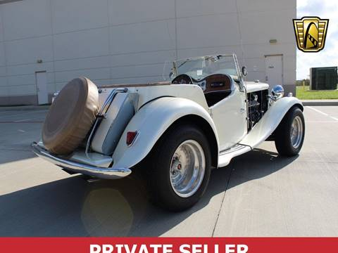 1952 MG TD for sale in Winter Park, FL