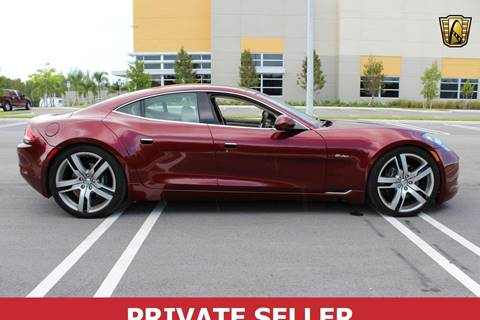 2012 Fisker Karma for sale in Winter Park, FL