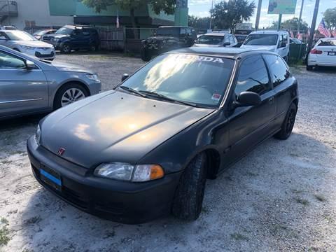 1992 Honda Civic for sale in Winter Park, FL