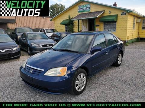 2003 Honda Civic for sale in Winter Park, FL