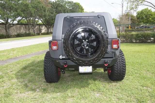 2015 Jeep Wrangler Unlimited 4x4 Sport 4dr SUV - Sunrise FL