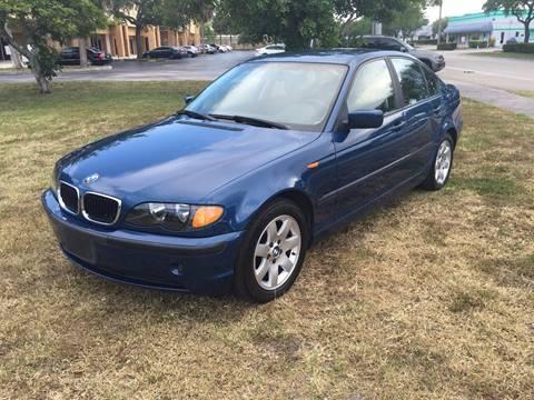 2002 BMW 3 Series for sale in Sunrise, FL