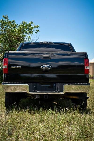 2005 Ford F-150 4dr SuperCab XLT Rwd Styleside 6.5 ft. SB - Sunrise FL