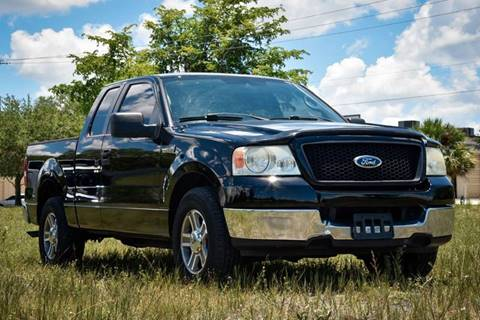 2005 Ford F-150 for sale in Sunrise, FL