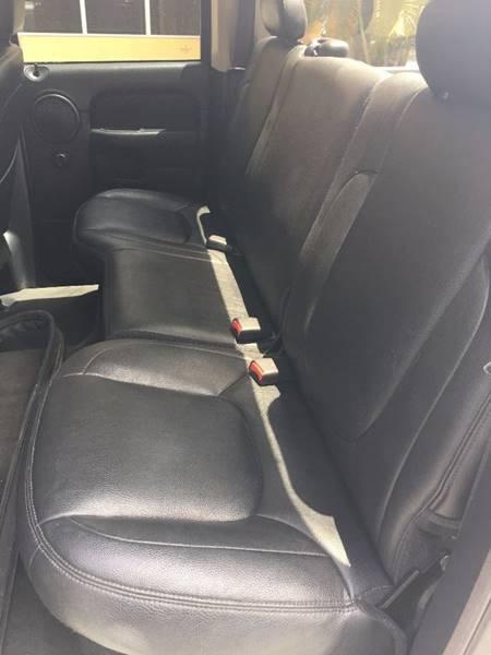 2003 Dodge Ram Pickup 1500 4dr Quad Cab SLT Rwd SB - Sunrise FL