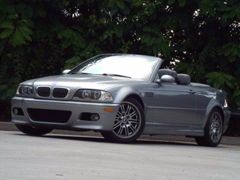2004 BMW M3 For Sale  Carsforsalecom