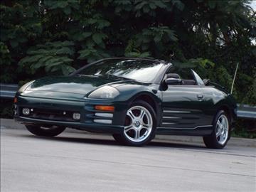 2001 Mitsubishi Eclipse Spyder for sale in Marietta, GA