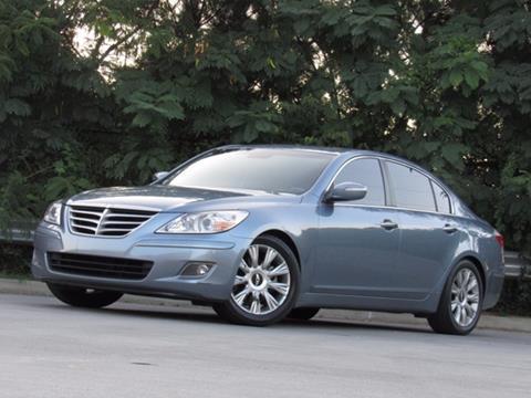 2009 Hyundai Genesis for sale in Marietta, GA