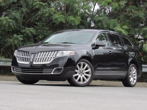 2011 Lincoln MKT for sale in Marietta, GA