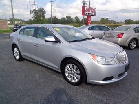 2012 Buick LaCrosse for sale in Florence, SC