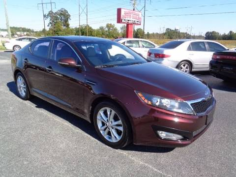 Windham Auto Sales Florence Sc U003eu003e Kia Optima For Sale In Florence, SC