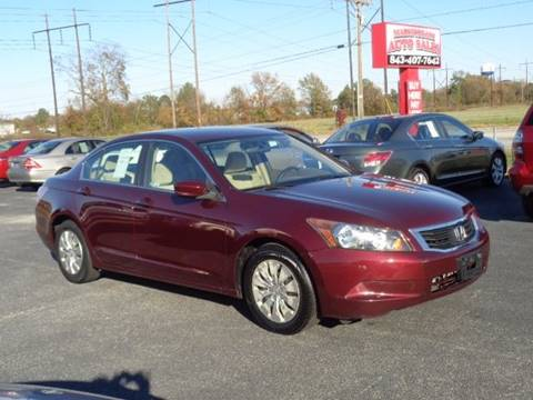 2010 Honda Accord for sale in Florence, SC