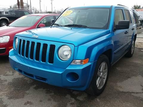 2009 Jeep Patriot for sale in El Paso, TX