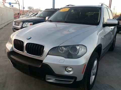 2008 BMW X5 for sale at Hugo Motors INC in El Paso TX