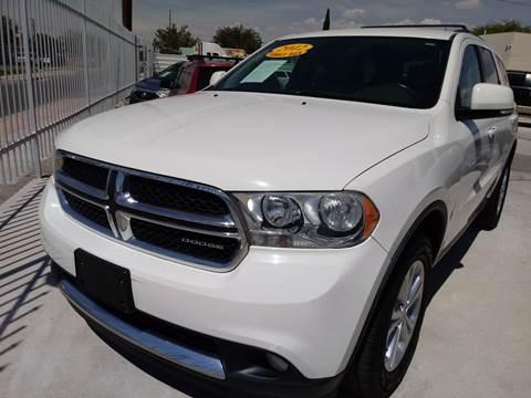 2012 Dodge Durango for sale in El Paso, TX