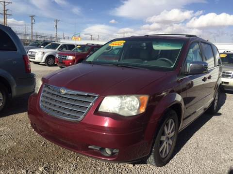 2008 Chrysler Town and Country for sale in El Paso, TX