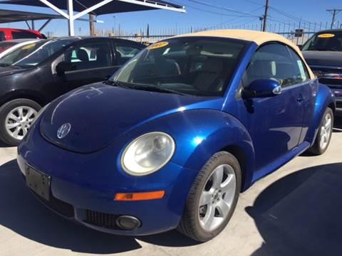 2007 Volkswagen New Beetle for sale in El Paso, TX