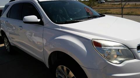 2010 Chevrolet Equinox for sale at Chaparral Motors in Lubbock TX