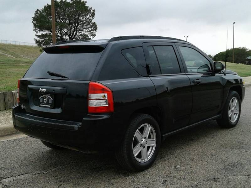2007 jeep compass sport 4dr suv in lubbock tx chaparral