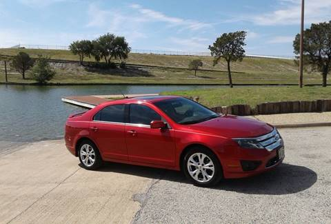 Ford Fusion For Sale In Lubbock Tx Carsforsale Com