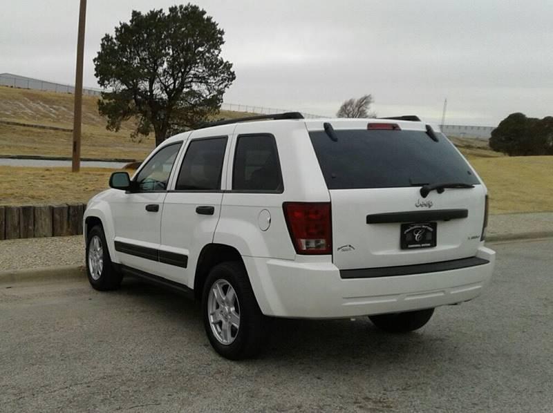2005 Jeep Grand Cherokee Laredo 4dr SUV   Lubbock TX