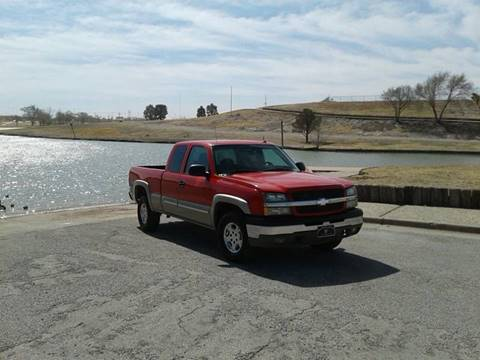 2003 Chevrolet Silverado 1500 for sale at Chaparral Motors in Lubbock TX
