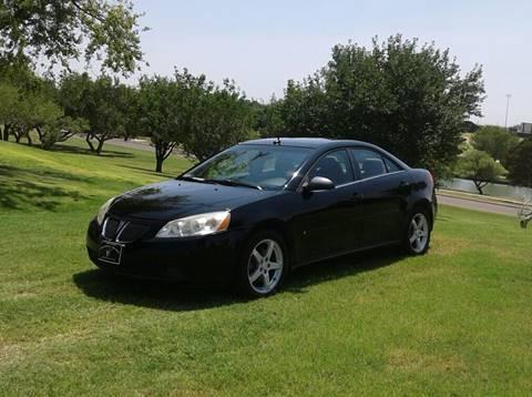 2008 Pontiac G6 for sale in Lubbock, TX
