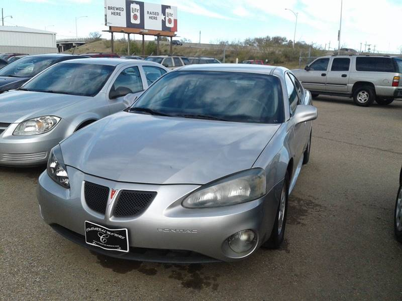 2007 pontiac grand prix 4dr sedan in lubbock tx