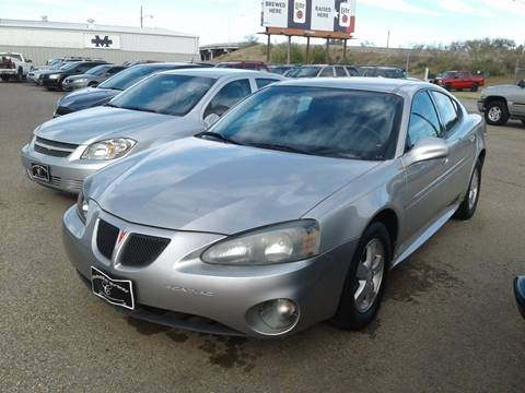Used pontiac grand prix for sale lubbock tx for Hayes motors lubbock tx