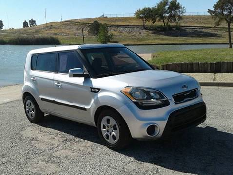2012 Kia Soul for sale at Chaparral Motors in Lubbock TX