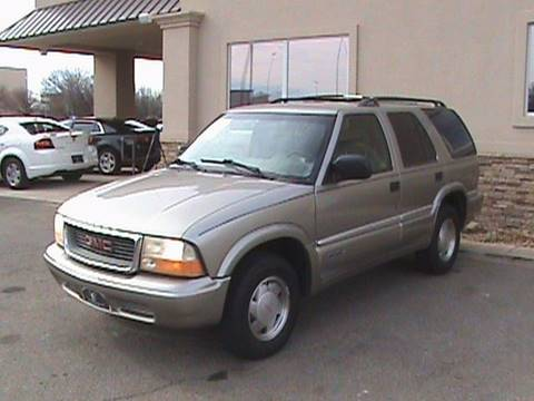 2000 GMC Jimmy for sale in Lubbock, TX