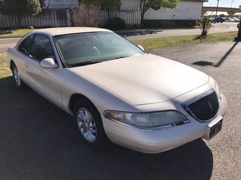 1998 Lincoln Mark VIII for sale in Lubbock, TX